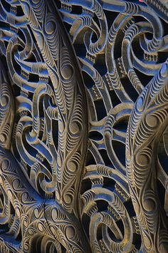 new zealand maori wood carving Arte Tribal, Tribal Art, Art Maori, Maori Tribe, Maori Patterns, Maori People, Polynesian Art, Maori Designs, New Zealand Art
