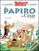 Wook.pt - Astérix - O Papiro de César