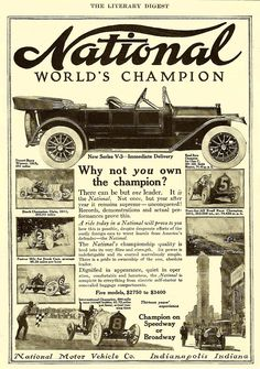1913 National Ad