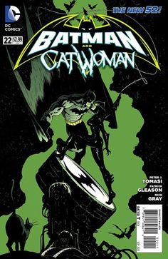 Chris is on Infinite Earths: Batman and Robin (vol.2) #22 (2013)