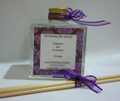 Aromas de Gaia - Difusor de Aromas Luxo 350ml