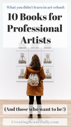 Sell more art when you read these 10 books for professional artists