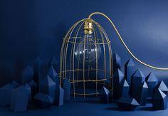 DIY Light in crystal forest »