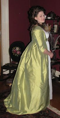 The Great Basin Costume Society: Dressing Up Regency, for Ladies