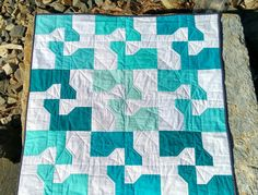 Pattern Play Quilt 12