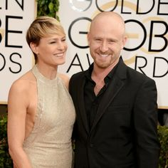 #RobinWright Finds Love Again -- Can Her Story Help You for #Valentine's Day? #HouseOfCards #BenFoster