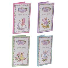 Cute Fairy Notebook Everyone needs a notebook whether at school in the office or around the house and our range of fantastic hard back note books has Nature Spirits, Cute Fairy, Fairy Figurines, Garden Ornaments, Unusual Gifts, Novelty Gifts, Leprechaun, Gift Baskets, Elves