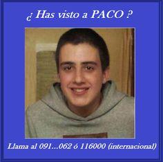 ExclusivaDLM: ¿Dónde está Francisco Molina Sánchez? #DESAPARECID...