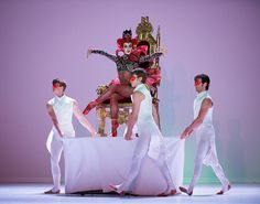 ALICE (in wonderland), Cincinnati Ballet, April 2015 |  Liz Vandal, Costume Designer