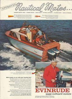 214 Best Evinrude images in 2017 | Outboard motors, Boat