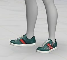 Sneakers at GreenApple18r via Sims 4 Updates