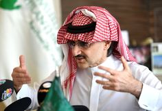 This Saudi Prince Just Burned Donald Trump on Twitter...: This Saudi Prince Just Burned Donald Trump on Twitter… #DonaldTrumpTwitter