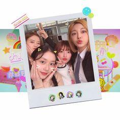 Hwang boreum, Arin, world of my 17 Girls World, My World, Odd Girl Out, Ver Drama, Dahlia Flower, Hyun Bin, Bff Goals, Drama Korea, Webtoon