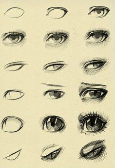 МК по созданию глаз