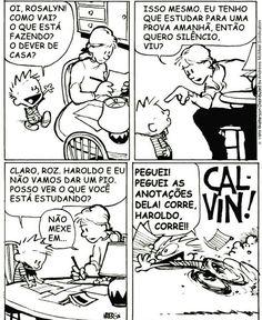 Calvin And Hobbes, Humor, Comics, American, Funny, Fun Math Activities, Laughter, Study, Hilarious