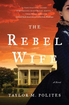 "O Magazine in their February 2012 issue picks The Rebel Wife as one of ""Ten Titles to Pick Up Now.""  They say, ""This engrossing novel about a resilient heroine in the post-Civil War South has all the drama of the era and none of the clichés.""  http://firesidebooks.indiebound.com/book/9781451629514"