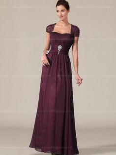 Best Mother of the Bride Dresses_Berry