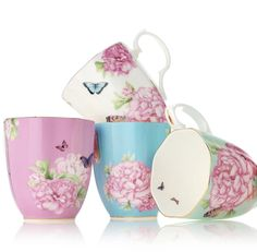 Royal Albert Miranda Kerr Mugs