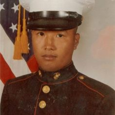 THIS IS MY CHILDREN'S DAD FROILAN (FLOYD) YSMAEL...HE RETIRED MASTER SARGEANT FROM THE MARINE CORPS WITH SOME SERVICE IS SPECIAL FORCES RESCUE OPERATIONS.. HE IS THE BEST VETERAN I HAVE EVER KNOWN. :-)