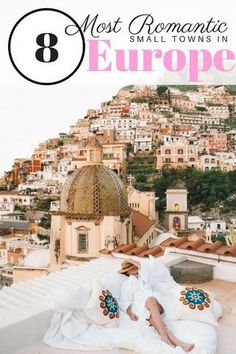 My favourite season in Europe is just around the corner (Spring) and with it there come cherry blossoms, longer days, sun-kissed terracotta rooftops and undeniably the most romantic time to travel in Romantic Resorts, Romantic Destinations, Romantic Getaways, Honeymoon Destinations, Romantic Travel, European Destination, European Travel, World Of Wanderlust, Europe Travel Tips