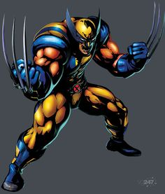 #Wolverine #Clip #Art. (THE * 5 * STÅR * ÅWARD * OF: * AW YEAH, IT'S MAJOR ÅWESOMENESS!!!™) ÅÅÅ+
