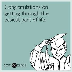 Ecard congratulations exam