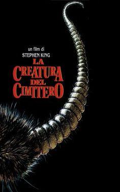 La creatura del cimitero - Original title: Graveyard shift - Directed by: Ralph S. Singleton - Country: USA - Release date: 1990