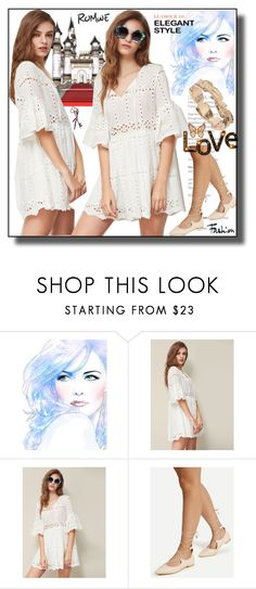 """""""//Romwe(summer style)set 3.//"""" by fahirade ❤ liked on Polyvore"""