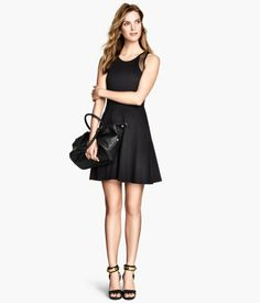 Jersey Dress with color options | H&M US