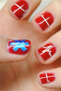 EMR/Paramedics nails