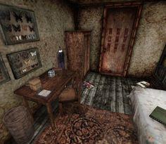silent hill - Alessa's bedroom by Mageflower on deviantART