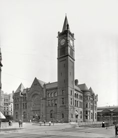 Union Station: 1906 Indianapolis