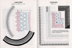 Cook, B. - Introduction to bobbins laces patterns tonder mb - lini diaz - Picasa Web Albums