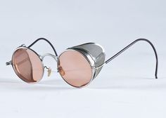 Vintage Driving Sunglasses with Case : EBTH