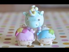Charm Update #20: Tsum Tsum, Mamegoma, Hedgehogs & Dragons - YouTube