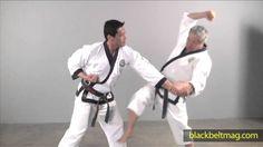 Korean Martial Arts: C.S. Kim and Y.D. Kim Demonstrate a Tang Soo ...