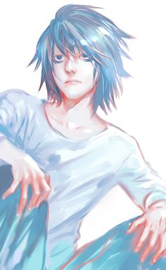 L Lawliet by Death Note Cosplay, Death Note Fanart, L Death Note, Anime Manga, Anime Art, L Wallpaper, Nate River, The Ancient Magus Bride, Film 2017