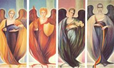 Greek Goddess Art, Religious Art, Wicca, Holi, Buddha, Prayers, Arts And Crafts, Painting, Arduino