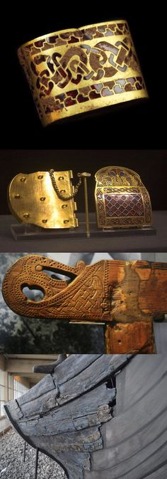 Recovered items from Iron Age Norway