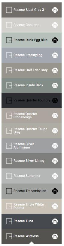 Choosing the right grey 2015 Resene
