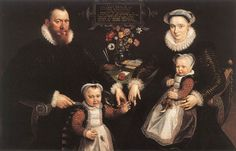 It's About Time: 1500-1600s Families