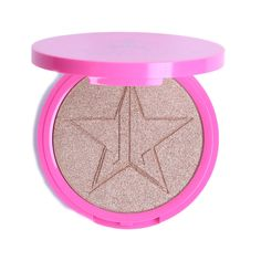 jeffree star skin frost highlighter in King Tut