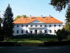 Baranya megye kastély Palaces, Hungary, Castles, Mansions, Architecture, House Styles, Home, Arquitetura, Palace