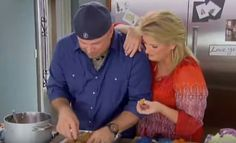 Trisha Yearwood's Southern Kitchen – 'Garth Brooks' Favorite Peanut Butter Balls Recipe | Today's Country Music Videos