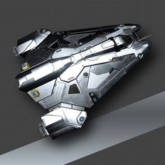 Elite Dangerous Ship