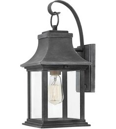 Inspired by the early American coach lights popular throughout New England, Adair features a clean and stately form composed of hardy aluminum. An Aged Zinc finish accented by either Heritage Brass or Antique Nickel candle sleeves is complemented with rob Outdoor Wall Lantern, Outdoor Wall Sconce, Outdoor Wall Lighting, Outdoor Walls, Lighting Ideas, Outdoor Garage Lights, Cottage Lighting, Garage Lighting, Backyard Lighting