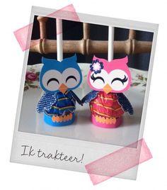 lollipop owl craft