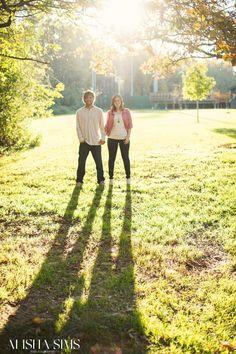 Alisha Sims Photography | Engagement | Evansville, Indiana Photography