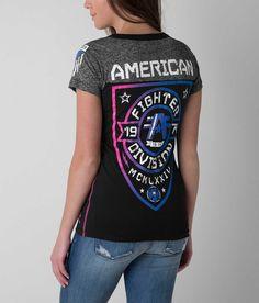 American Fighter Lake Superior T-Shirt - Women's Shirts/Tops Women's Shirts, Cute Shirts, Fall Outfits, Cute Outfits, Fashion Outfits, American Fighter Shirts, Buckle Outfits, American Eagle Outfits, Wise Women