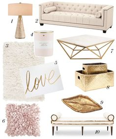 DESIGN: POWDER PINK PALETTE